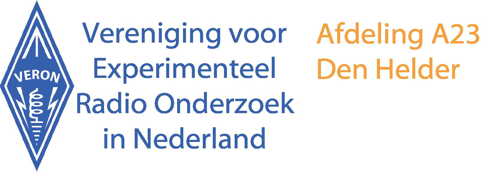 VERON A23 - Den Helder